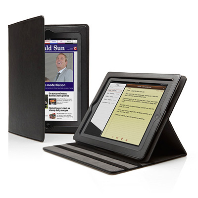 THE BOSS 3 Way Stand case for ipad 2